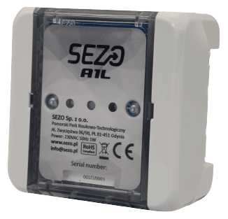 SEZO A1L - air quality monitoring system