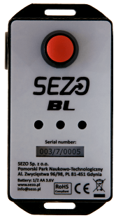 SEZO BL - first aid