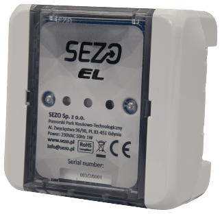 SEZO EL - environmental monitoring system