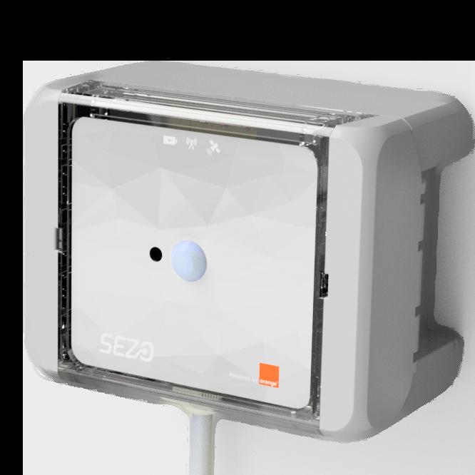 SEZO EL - system monitorowania warunków srodowiskowych